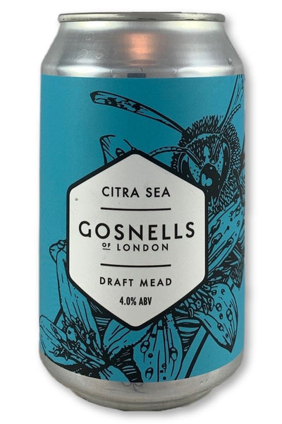 Gosnell's Citra Sea Mead