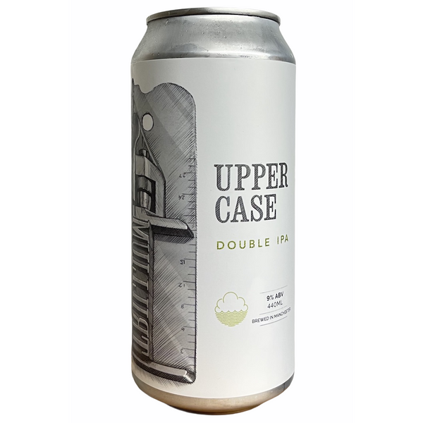 Cloudwater Brew Co / Trillium Uppercase