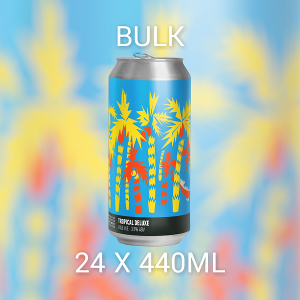 BULK Howling Hops Tropical Deluxe 24x440ml