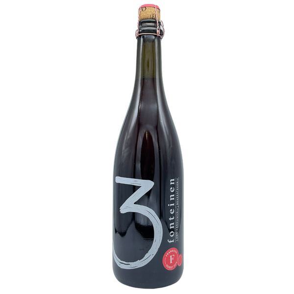 3 Fonteinen Blend no. 3 Framboos Oogst (Season 19/20) 750ml