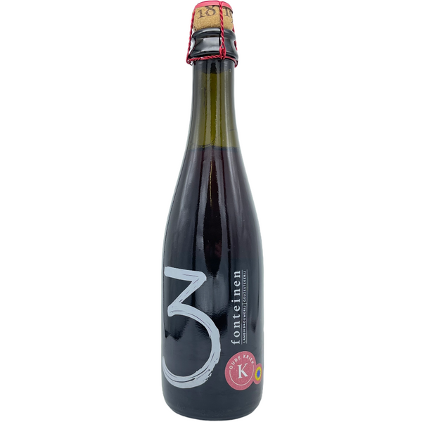 3 Fonteinen Oude Kriek Blend No. 85 (Season 18/19) 375ml