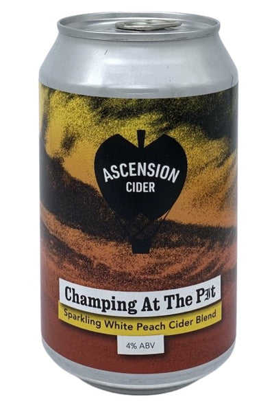 Ascension Cider Co. Champing At the Pit