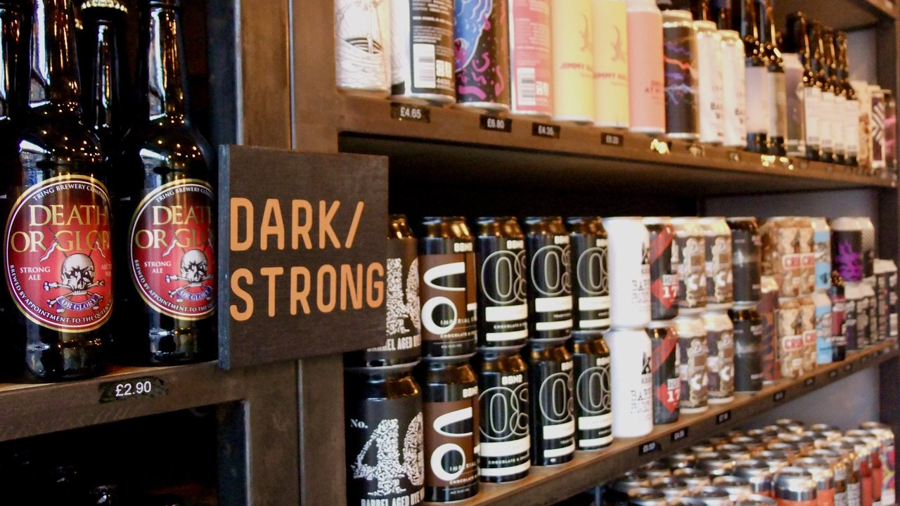 Dark & Strong Collection