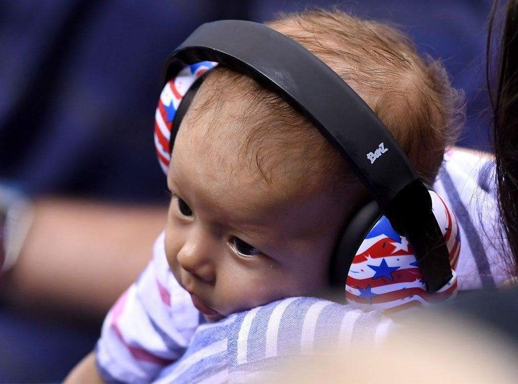02235c8200 Baby BanZ For The Win At The 2016 Summer Olympics! baby hearing protection  ...
