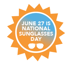 Get Ready for June 27, National Sunglasses Day