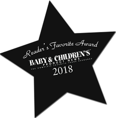 2018 Reader's Favorites in Baby & Children's Product News