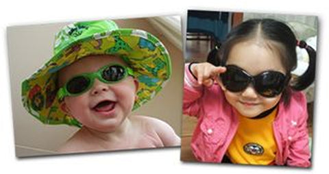 BanZ sunglasses for Baby and Kids