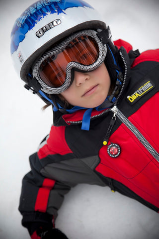 Banz Ski Goggles for Kids - Snowballs, Skiing, Sledding, Snowboarding