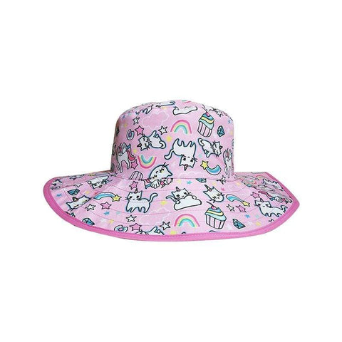 BANZ Sun Hat Baby / Unicatz NEW!! Kawaii Reversible Sunhats HRB026