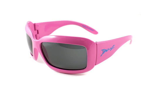 BANZ Sunglasses Square Petal Pink Junior Banz® Square Kids Sunglasses JB009