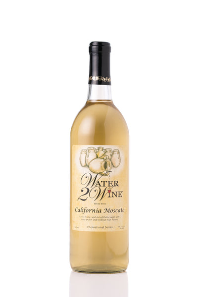 White Wine - California Moscato