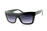 Celine Black Kim Kardashian Flat Top Matrix Sunglasses - Wynning