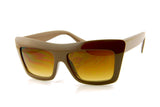 Flat Top Matrix Sunglasses - Wynning