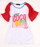 CoCo Runway Designer Top T-shirt