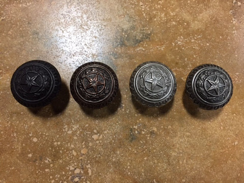 Star Cabinet Knobs