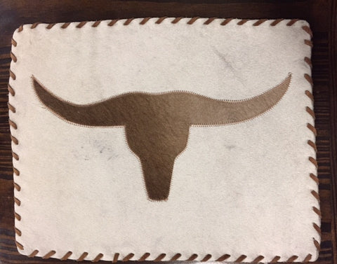 Rectangle Longhorn Placemat