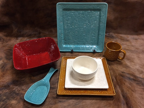 Savannah Dishware and Accessories