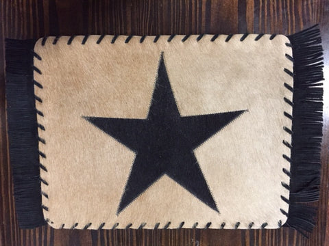 Fringe Star Rectangle Placemat