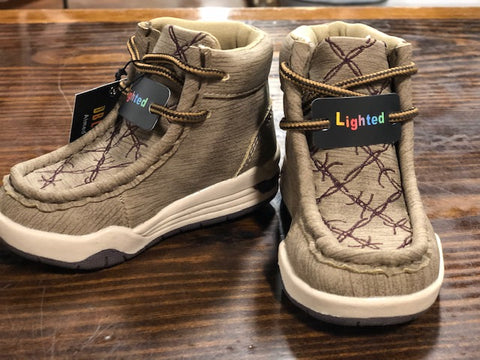 Jackson Light Up Shoes