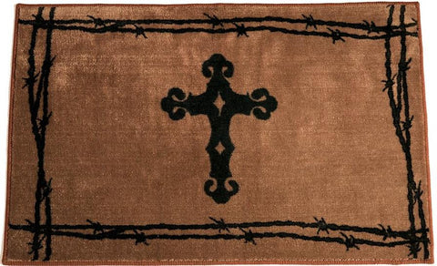 Assorted Cross Rug