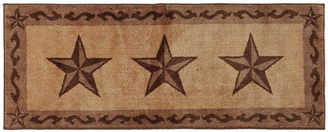 Assorted Star Scroll Rug