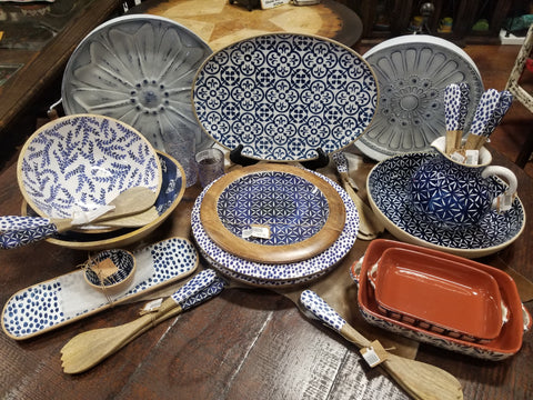 Blue Bungalow Dishware