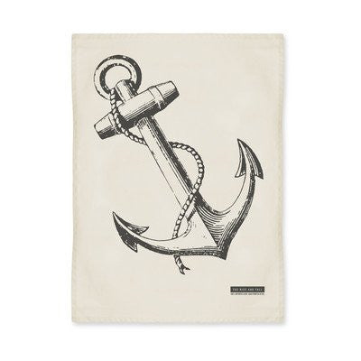 Anchor Kitchen Towel - Cool Hot Fashions
