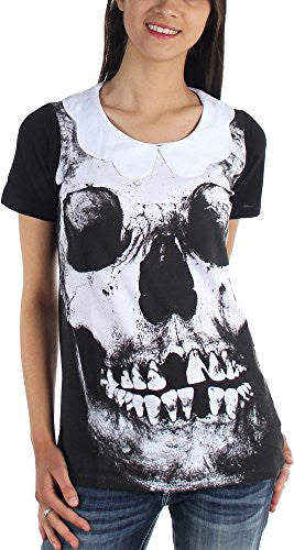 Iron Fist - Womens Loose Tooth Girly T-Shirt - Cool Hot Fashions