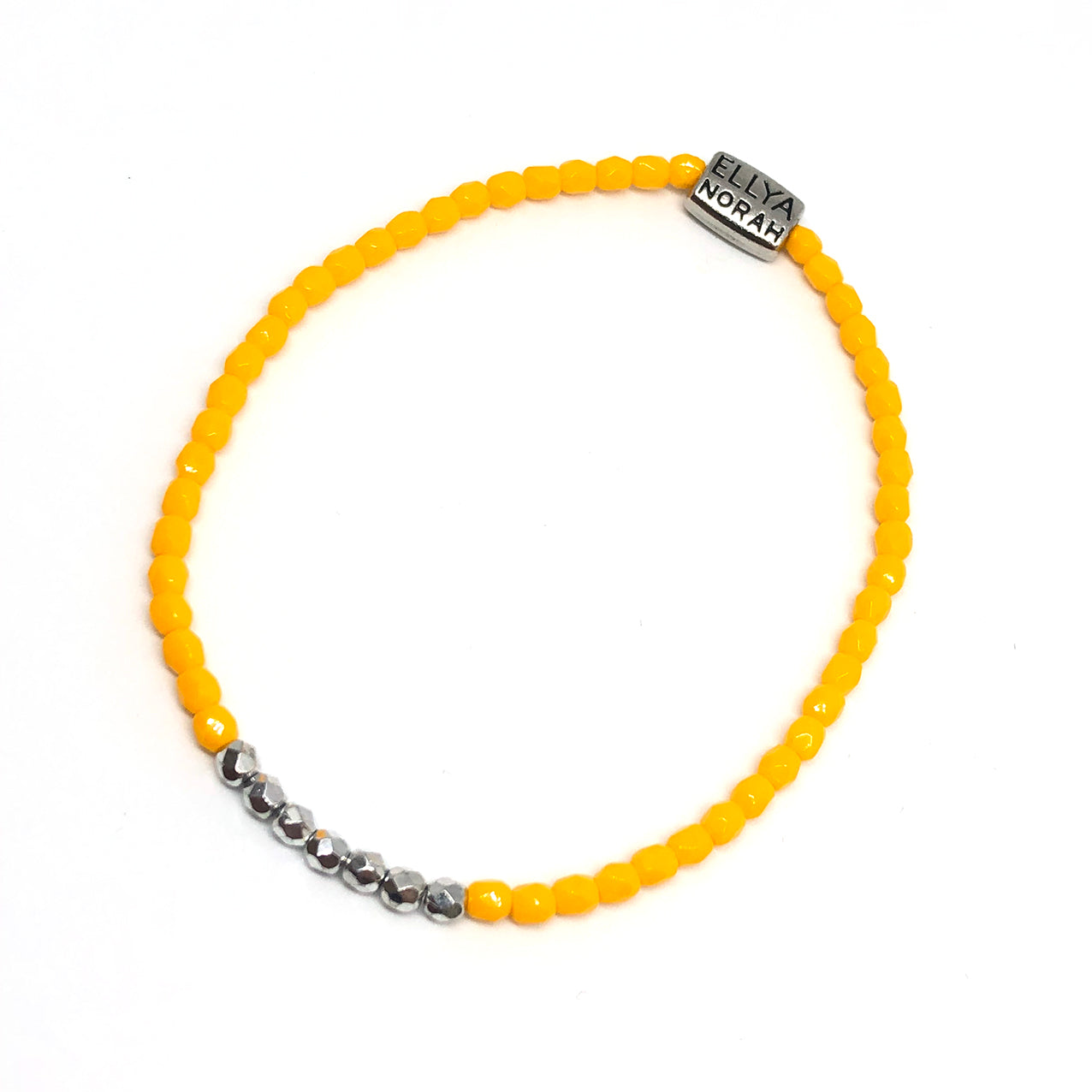 109 yellow silver