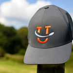 UDisc Flexfit Delta Hat in Grey