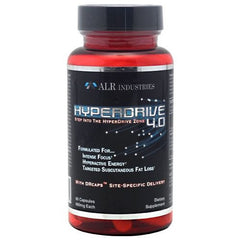 Alr Industries Hyperdrive 4.0 - 60 Capsules - 094922393654