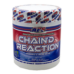 APS Nutrition Chaind Reaction - Blue Raspberry - 25 Servings - 649241878025