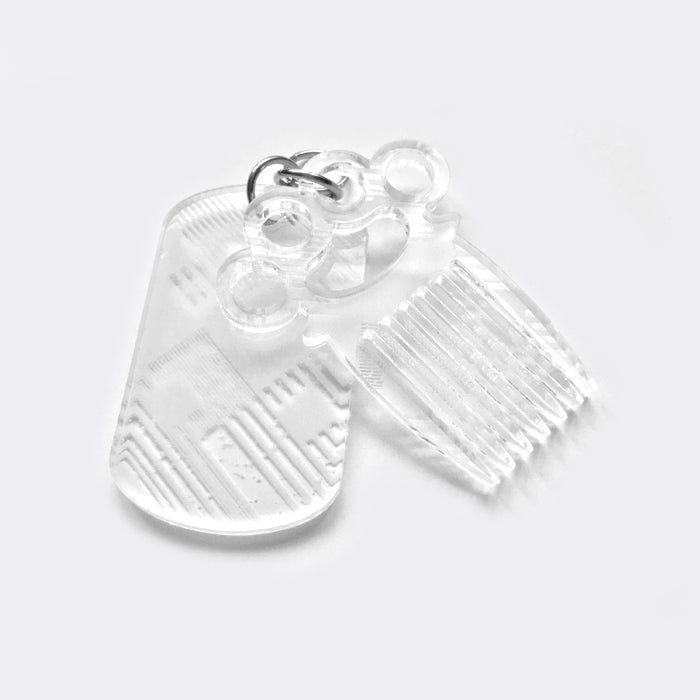 NEW - Duster Mo Comb Tags