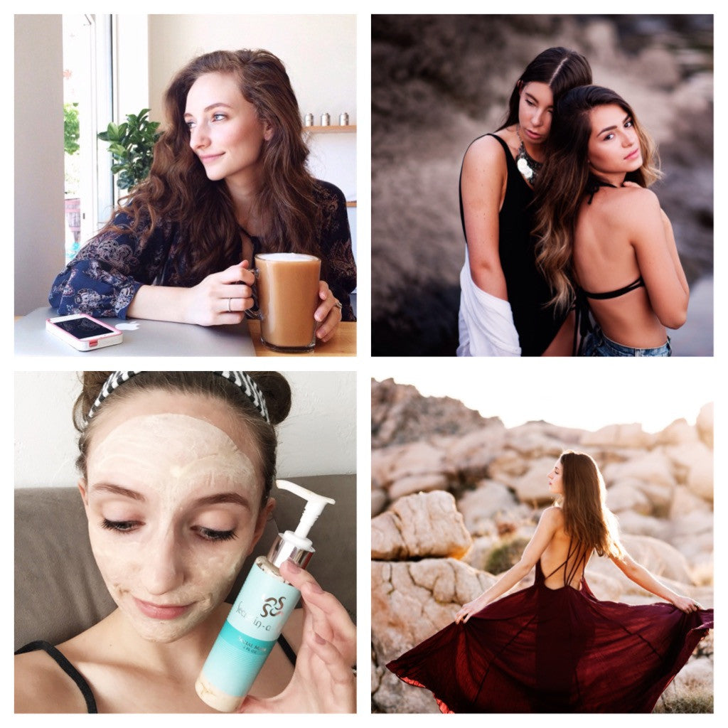 Allegra Villella Shares Her Photography and Beauty Secrets!