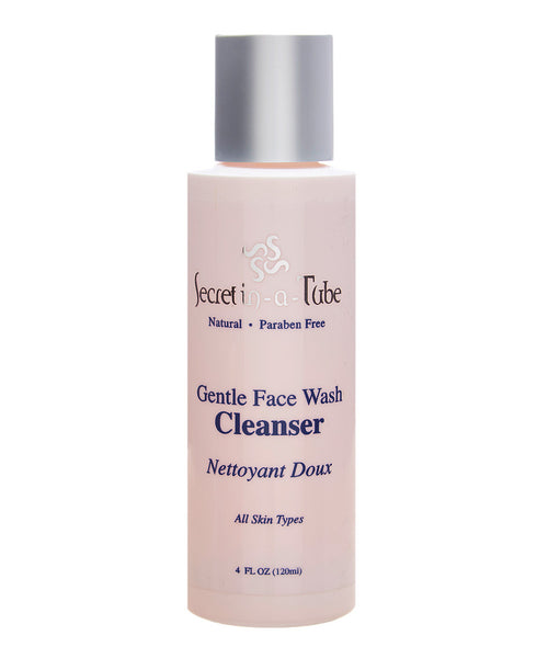 Secret in-a-Tube Gentle Face Wash Cleanser