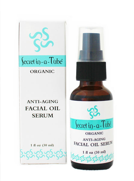 Secret in-a-Tube Organic Anti-Aging Facial Oil Serum