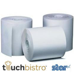 TouchBistro Star Non-Thermal Paper
