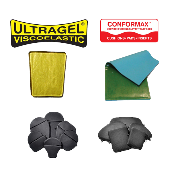 8a9771bd8cd0 Motorcycle Gel Pads and Gel Seat Cushions
