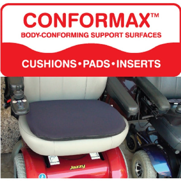 Anywhere, Anytime™ Mobility Gel Seat Cushion by Conformax