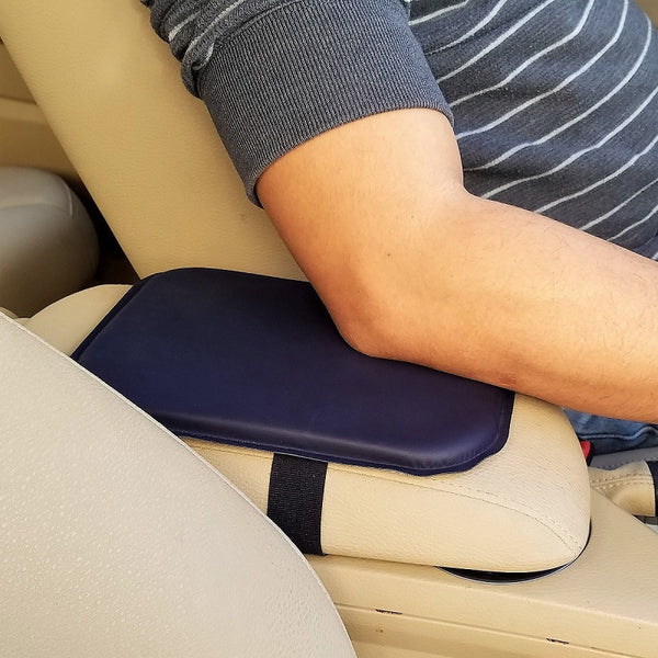 ULTRAGEL® VEHICLE CENTER-CONSOLE ELBOW/ARMREST GEL PAD - OnlyGel