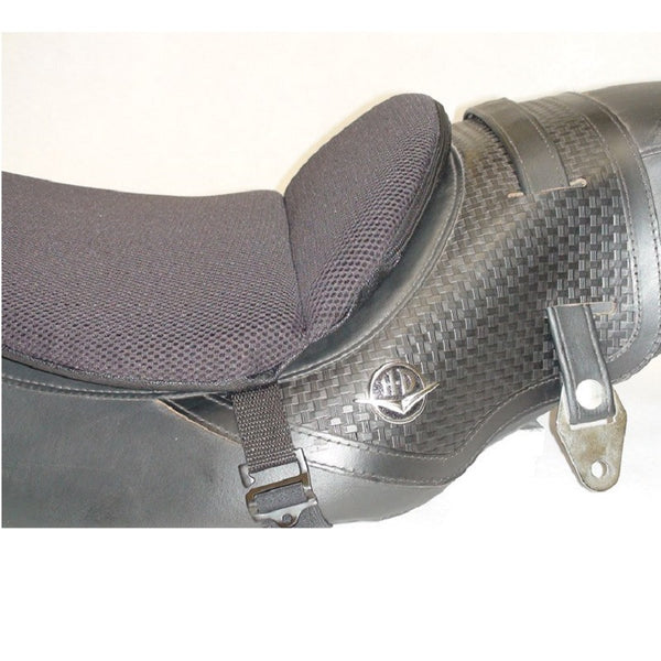 Large Flexible Motorcycle Gel Seat Cushion