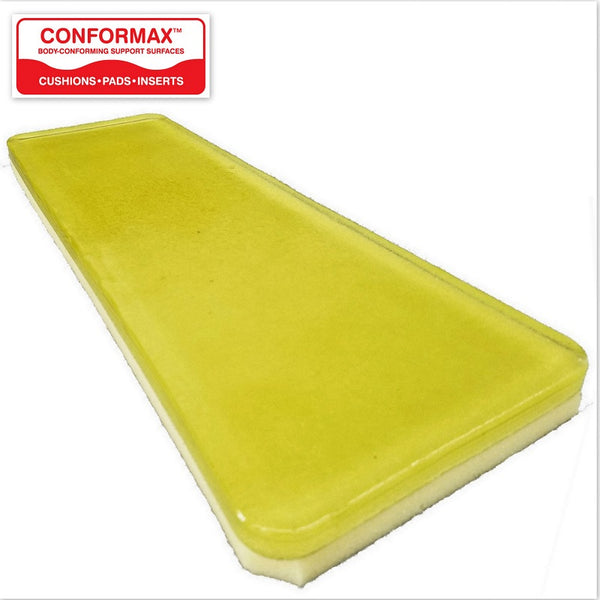 CONFORMAX™ Motorcycle Seat Gel Pad - RP Series - OnlyGel