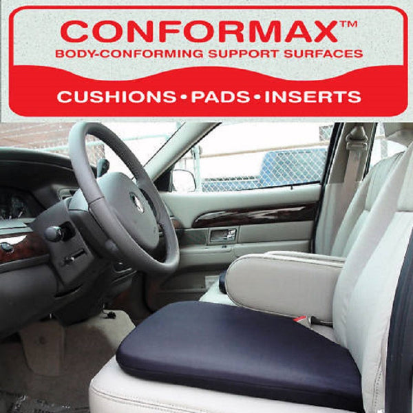 CONFORMAX™ Anywhere, Anytime™ Car/Truck Gel Seat Cushion - OnlyGel