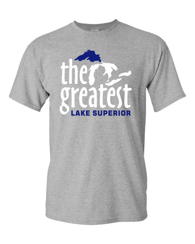 The Greatest Lake Superior Tee