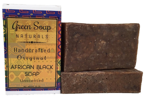 African Black Soap - Bare