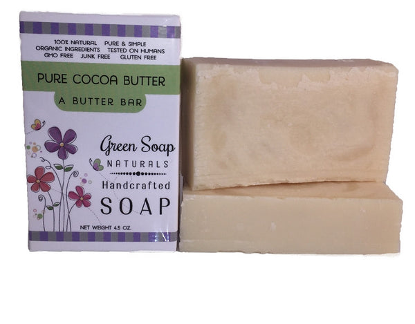 Pure Cocoa Butter Bar