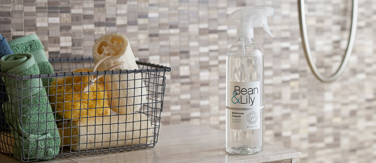 Bean & Lily Bathroom Cleaner