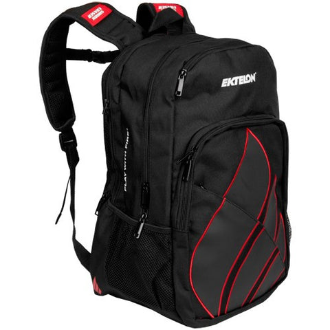 WPH Ektelon Team Backpack (Black) - WPH Live's The Handball Store - 1