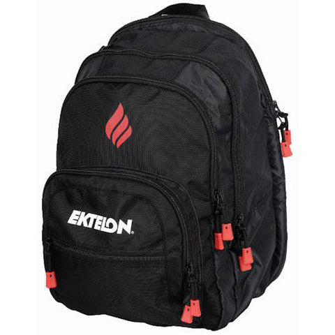Ektelon Adrenalin Backpack (Black) - WPH Live's The Handball Store