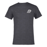 **NEW ITEM** Grey/Charcoal ~ Pro Player Tee (comes w/membership)